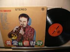 Nini Rosso: Golden Trumpet (SCARCE 60's Korean Universal LP) Korea
