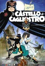 LUPIN III - IL CASTELLO DI CAGLIOSTRO  DVD ANIME