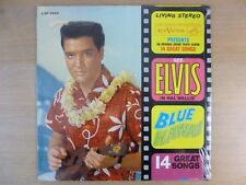 Elvis Presley Blue Hawaii RCA LSP-2426 Living Stereo ORIGINAL STILL SEALED MINT