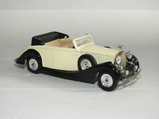 S 016 SOLIDO / FRANCE / ROLLS ROYCE PHANTOM III 1939 1/43