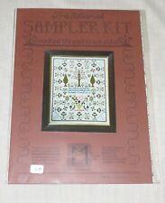 Moira Blackburn Maria Short M.S.S. 18c Sampler Cross Stitch Chart Only NEW