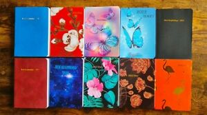 2022 Diary A6 Day a Page Plus Sat/Sun Student Office Pocket Calendar Planner