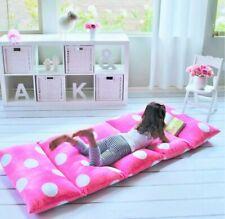 Butterflycraze Pink Polka-Dot Lounger Pillow Cover