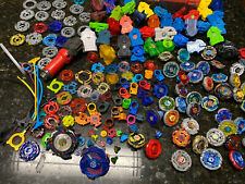 180 Plus Vintage Beyblade And Parts Launchers Ripcords  Much More Metal