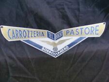 Badge Carrozzeria Pastore Camion Truck