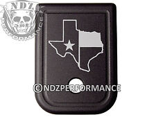 for Glock Magazine Plate 20 21 29 30 40 41 10mm .45 Acp Texas State Border 2