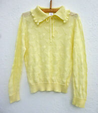 Grunge Acrylic 1970s Vintage Jumpers & Cardigans for Women