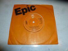 """ABBA - Take A Chance On Me - 1977 UK orange Epic 7"""" Vinyl Single"""