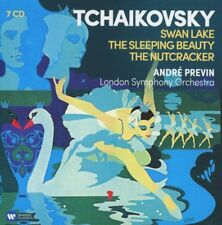 TCHAIKOVSKY The Ballets 7CD Set Brand NEW SWAN LAKE Nutcracker Sleeping Beauty