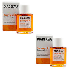 Diaderma KAROTTEN ÖL Gesichtspflege für frischen Teint - gegenFalten 2 x 30 ml