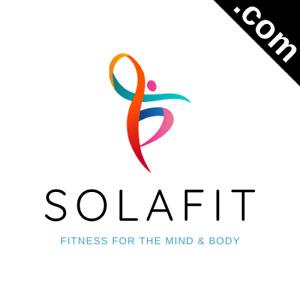 SOLAFIT.com 7 Letter Short Catchy Brandable Premium Domain Name for Sale GoDaddy