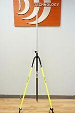 Seco Carbon Fiber Prism Pole Bipod Robotic Total Station Trimble Dutch Hill