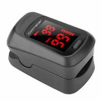Fingertip Pulse Oximeter Blood Oxygen Saturation Monitor Pulse Oximeter Tester