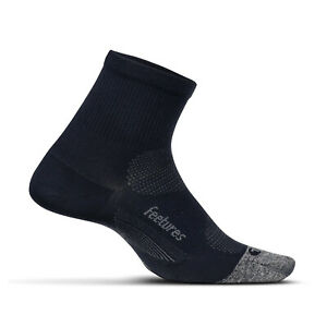 Feetures - High Performance Cushion - Crew - Athletic Running Socks