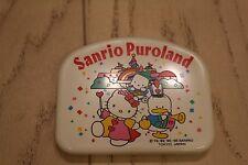 Sanrio Puroland limited comb mirror 1995 Hello kitty pochacco pekkle