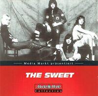 (CD) The Sweet - Media Markt Collection -The Ballroom Blitz, Blockbuster, Action
