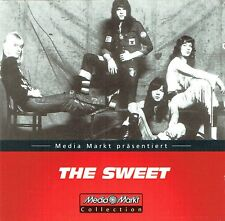 (CD) The Sweet - Media Markt Collection -The Ballroom Blitz, Blockbuster, Action