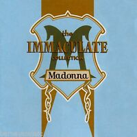 MADONNA (NEW SEALED CD) THE IMMACULATE COLLECTION GREATEST HITS / VERY BEST OF