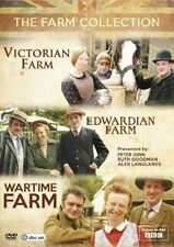The Farm Collection Victorian Wartime Edwardian 9xdvd Region 4
