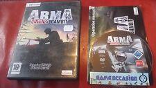 ARMA QUEEN'S GAMBIT  PC CD-ROM PAL