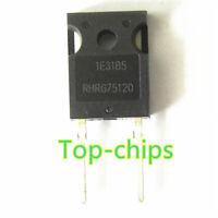 10 PCS RHRG75120 TO-247-2 75A, 1200V Hyperfast Diode
