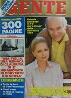 GENTE N.43/44 1989 VIRNA LISI