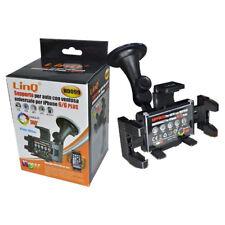 Supporto Staffa Per Auto Carl Holder Universale Iphone 6 - 6 Plus Linq Hd099