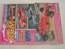 **a2 Revue Auto RCM n°240 Kyosho V One S / Tamiya TRF 414M / TS-4 N Rallye