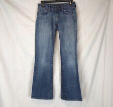 Citizens of Humanity Size 25 Kelly Skinny Boot Cut Slim Stretch Low Waist Jeans