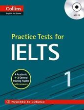 Practice Tests for IELTS (Collins English for Exams) [Paperback] [May 01, 2013]