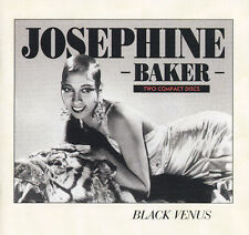 JOSEPHINE BAKER - 2 CD - BLACK VENUS
