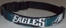 Philadelphia Eagles COLLAR Cat Dog Med Pet Pro Football Fan Gear NFL Team Shop M