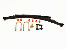 2//06-11 Pair of Rear Leaf Springs With Kits For Ford Ranger Pickup ER61 2.5TD