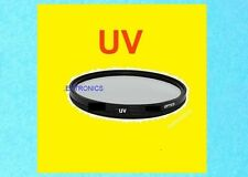 1(ONE) UV FILTER Ultraviolet Directly to CAMERA FUJI FinePix S100FS ZOOM P900