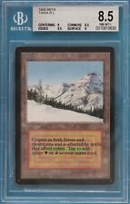 Taiga Beta NM-M Dual Land Rare Graded BGS 8.5 MAGIC CARD (gb0010810630) ABUGames