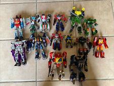Transformers Generations Lot (FOC, T30, Titans Return, Siege)