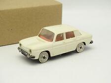 Norev 1/43 - Renault 8 Blanco
