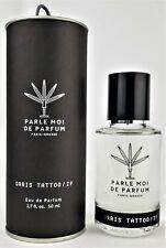 Parle Moi De Parfum Orris Tattoo Eau de Parfum 50ml New in Box Fast Shipping!