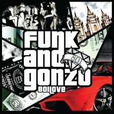 Funk & Gonzo-801love EP (US IMPORT) CD NEW