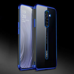 For OPPO A9 2020 A5 2020 Protective Clear Case Shockproof Silicone Soft Cover