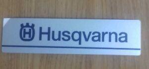New Original Husqvarna Clutch Cover DECAL FITS MANY SAWS 503768101