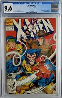 🔥🔥 X-MEN #4 CGC 9.6 1ST APP OMEGA RED WP COMING MCU WOLVERINE ✅ VERIFIED