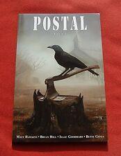 Postal - Volume 1 - Matt Hawkins, Bryan Hill - IMAGE Graphic Novel - 1st Print