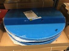 IKEA table pour enfant MAMMUT bleu foncé meubles chambre d'enfants 85cm NOUVEAU