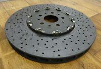 1 KERAMIK FERRARI 599 GTB CCM 225853 Carbon Ceramic BREMBO CCM 398 x 36 mm VA