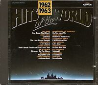Hits of the World 1962/63 Paul Anka, Perry Como, Del Shannon, Chris Monte.. [CD]