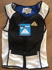 "TechNiche ""Hybrid"" Evaporative Cooling Vest, 4531-BLK-S (VEST ONLY)"