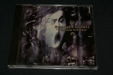 STRAIGHT TO HELL: A TRIBUTE TO SLAYER CD 1999 RARE OUT OF PRINT BRUTAL TRUTH OOP