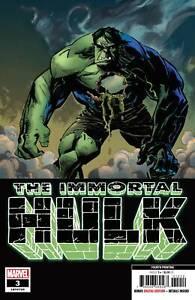 IMMORTAL HULK #3 4TH PTG BROWN VAR
