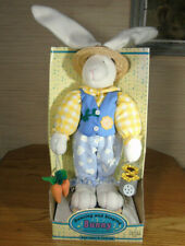New ListingSeymour Mann Animated Singing Dancing Easter Bunny Here Comes Peter Cotton Tail